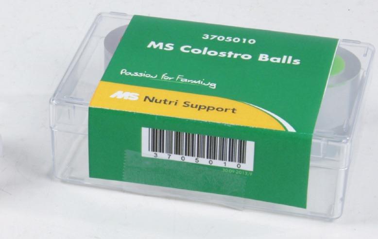 MS Colostro Balls