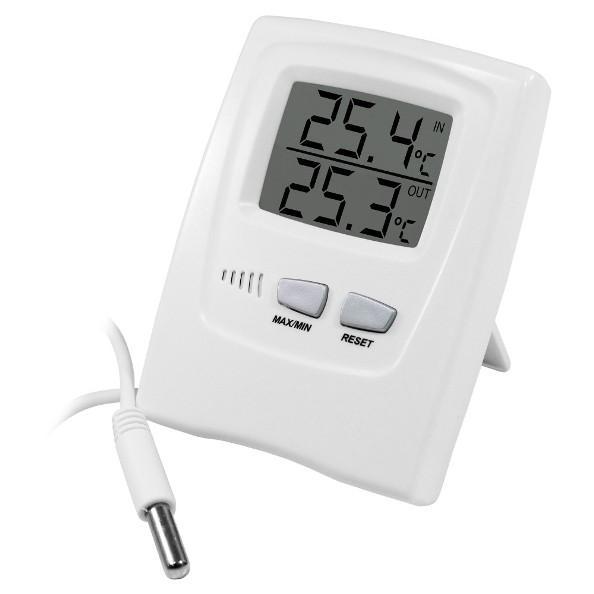 Termômetro Digital Ambiente/Max/Min