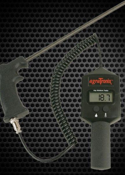 DHT-1 Medidor Portátil de Umidade p/ Feno